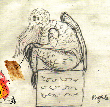 Cthulhu Toast